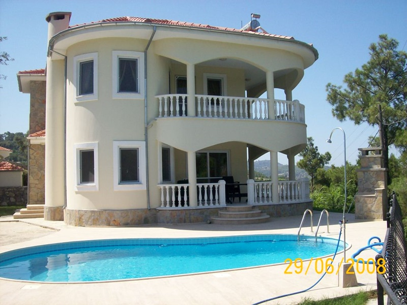 3 Bedroom Detached House For Sale in Dalaman